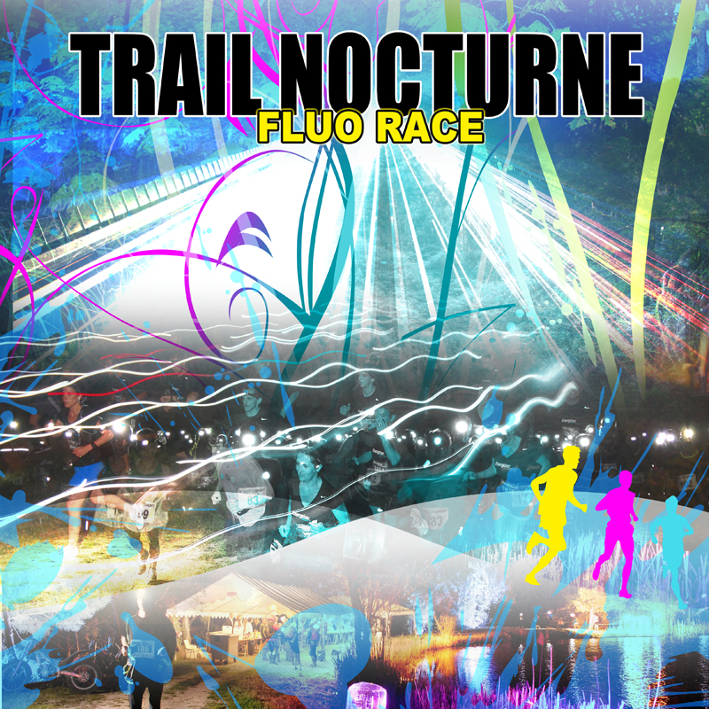 TRAIL NOCTURNE FLUO RACE