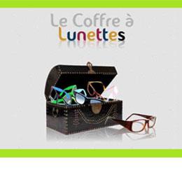 LE COFFRE A LUNETTES
