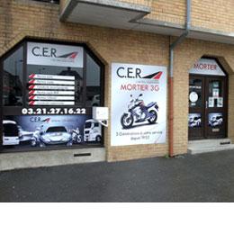 C.E.R. MORTIER AUTO-ÉCOLE 3G