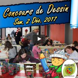Concours de Dessin 2017