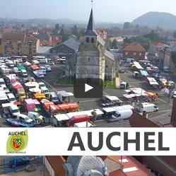 Présentation de la ville d'Auchel
