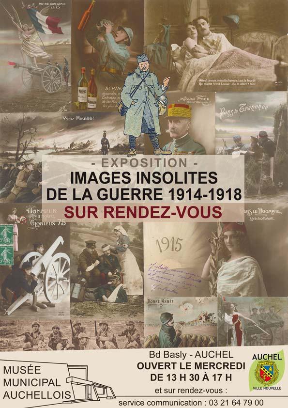 IMAGES INSOLITES DE LA GUERRE 1914-1918