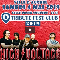 Tribute Fest Club 2019