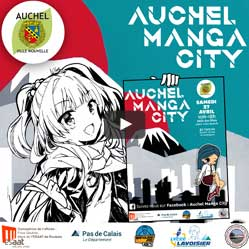 Auchel Manga City 2019
