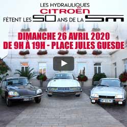 Hydrauliques et SM Citroën