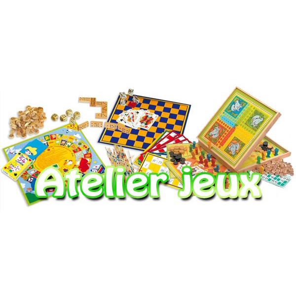 ATELIER JEUX