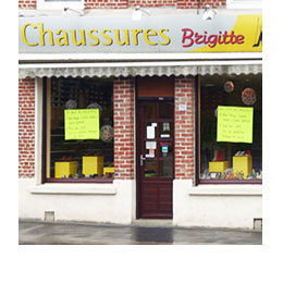 CHAUSSURES BRIGITTE