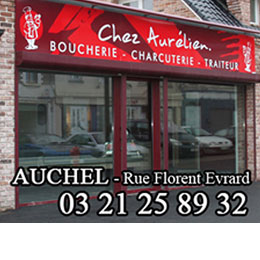 Boucherie CHEZ AURELIEN