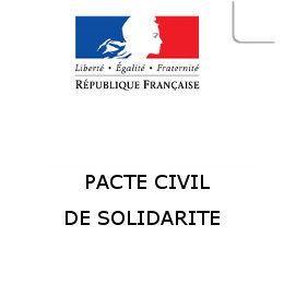 PACTE CIVIL DE SOLIDARITE