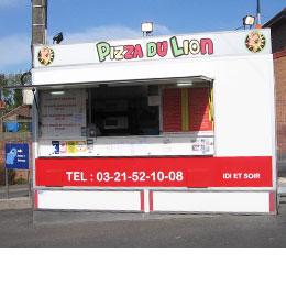 PIZZA DU LION