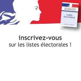 L'INSCRIPTION SUR LES LISTES ELECTORALES