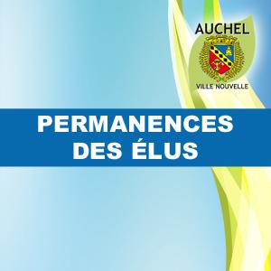 PERMANENCES DES ELUS