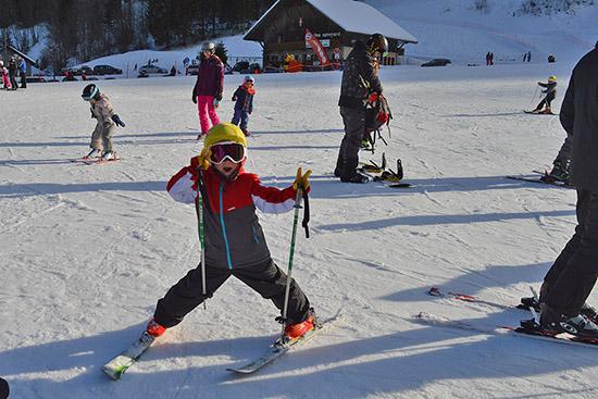 Séjour au ski … et  colonies d'été