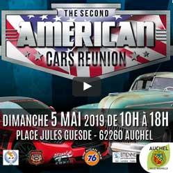 Pub American Cars 2019