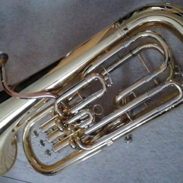 Euphonium offert à l'Harmonie