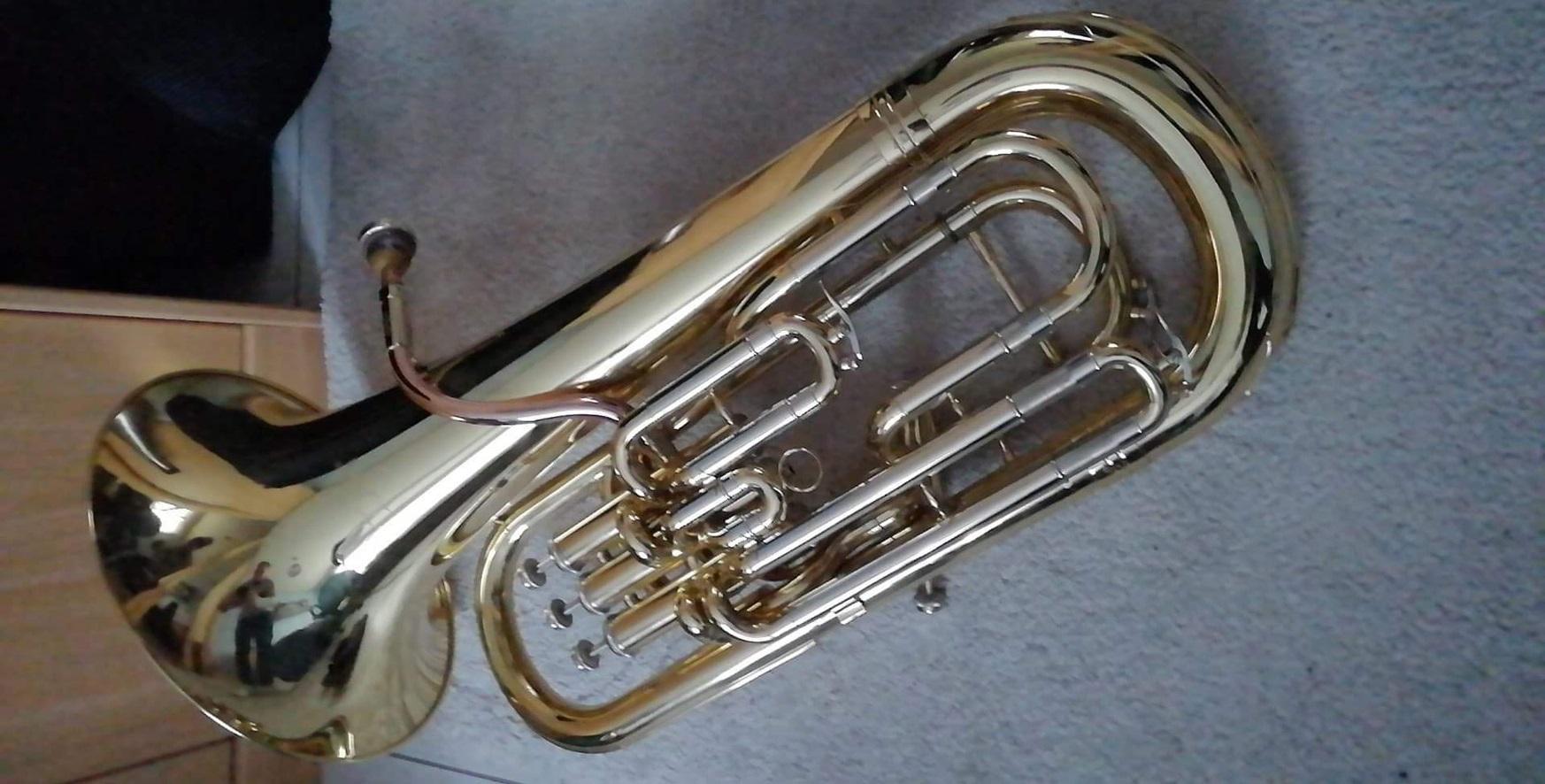 Un euphonium offert à l'Orchestre-Harmonie d'Auchel