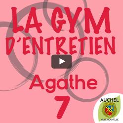 Vidéo Gym d'Entretien Agathe 7