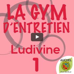 Vidéo Gym d'Entretien Ludivine 1