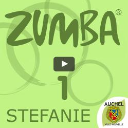 Vidéo Zumba par Stefanie 1