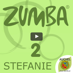 Vidéo Zumba par Stefanie 2