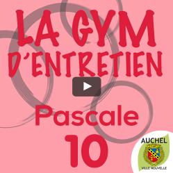Vidéo Gym d'Entretien Pascale 10