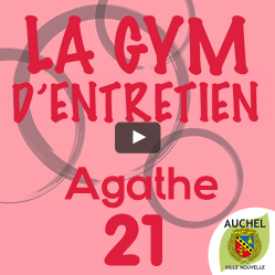 Vidéo Gym d'Entretien Agathe 21