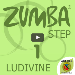 Vidéo Zumba Step Ludivine 1