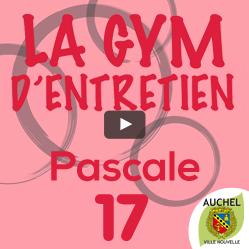 Vidéo Gym d'Entretien Pascale 17