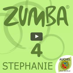 Vidéo Zumba Stéphanie 4