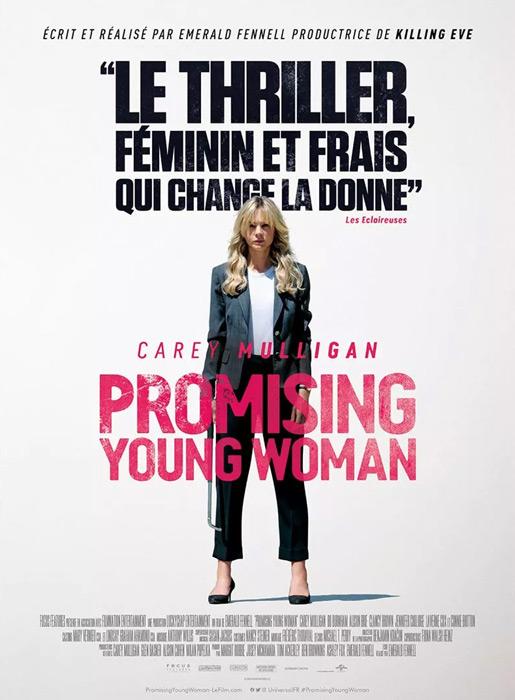 PROMOSING YOUNG WOMAN