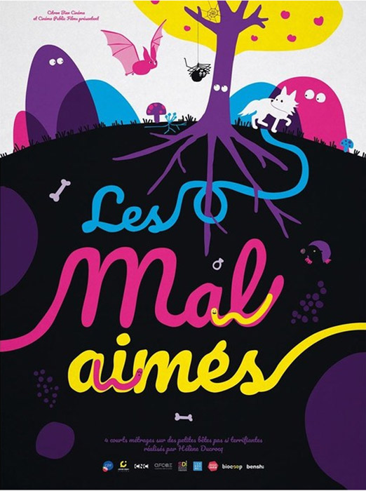 LES MAL-AIMES